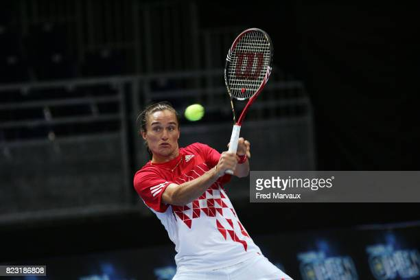 Alexandr DOLGOPOLOV 1/2 finale Moselle Open de tennis de Metz