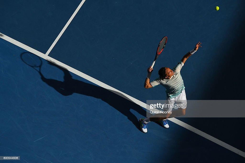 2017 Australian Open - Day 4