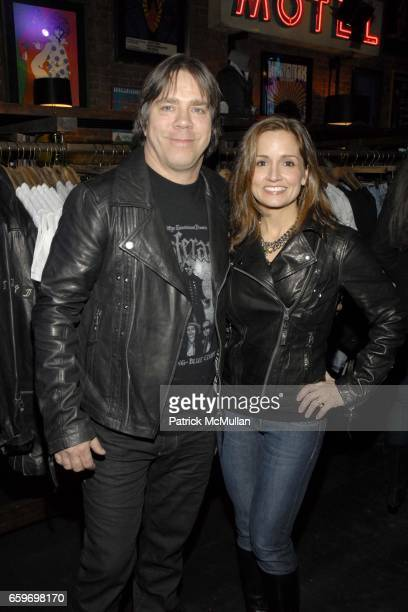 Alexandra Andy Hilfiger and Donna Hilfiger attend Hilfiger Denim Marky Ramone Paper Magazine Invite you to Celebrate The Launch of MARKY RAMONE'S...