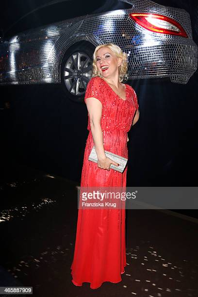 BERLIN GERMANY NOVEMBER Alexandra Bechtel attends the Bambi Awards 2013 at Stage Theater on November 14 2013 in Berlin Germany
