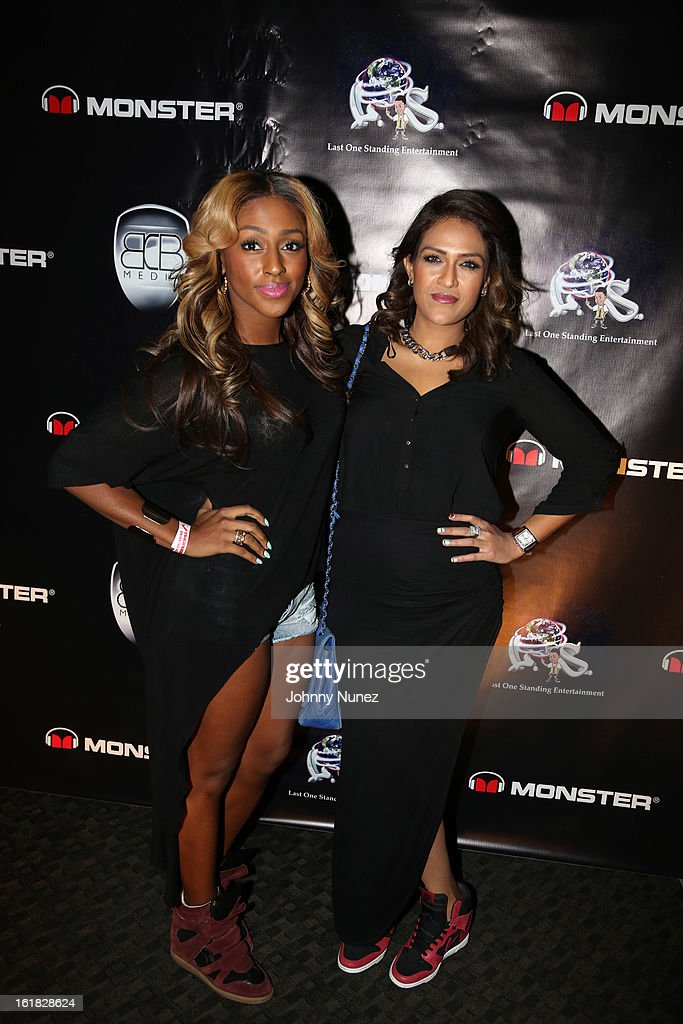 <a gi-track='captionPersonalityLinkClicked' href=/galleries/search?phrase=Alexandra+Burke&family=editorial&specificpeople=5592177 ng-click='$event.stopPropagation()'>Alexandra Burke</a> and Ainy Naim attend The King Pin Celebrity Bowling Challenge, hosted by La La Anthony and Fabolous at 300 Houston on February 16, 2013, in Houston, Texas.