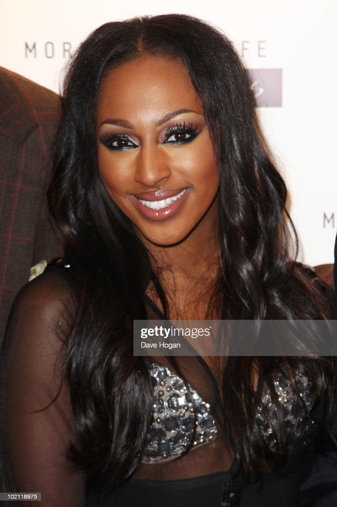 Alexandra Burke attends the launch of the Samsung Galaxy S Smartphone held at Altitude Bar on June 15, 2010 in London, England.