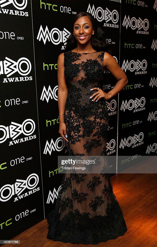 MOBO Awards - Winners Room