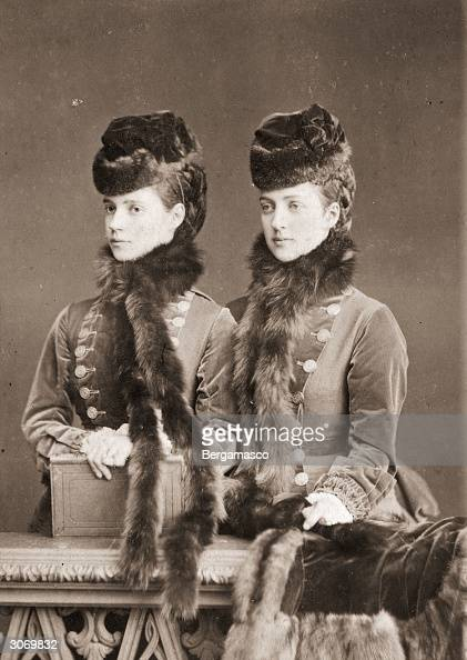 Alexandra consort of Prince Edward and her sister the Empress Marie Dagmar of Russia consort of Tsar Alexander III Both women are daughters of King...