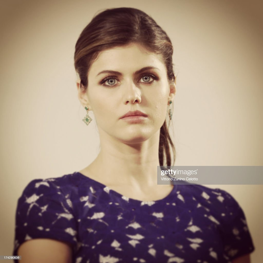 <a gi-track='captionPersonalityLinkClicked' href=/galleries/search?phrase=Alexandra+Daddario&family=editorial&specificpeople=5679721 ng-click='$event.stopPropagation()'>Alexandra Daddario</a> attends 2013 Giffoni Film Festival press conference on July 23, 2013 in Giffoni Valle Piana, Italy.