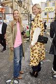 Kenzo : Outside Arrivals -  Paris Fashion Week -...