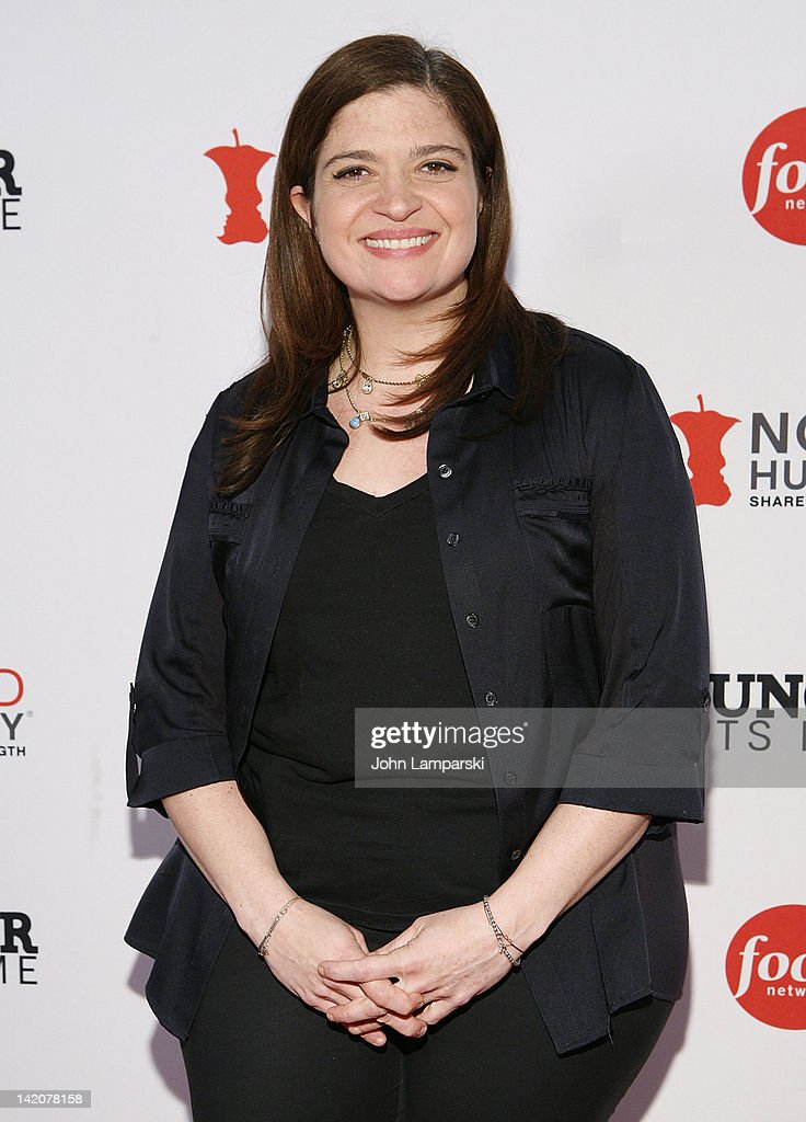 Alexandra Guarnaschelli attends the 'Hunger Hits Home' screening at the Hearst Screening Room on March 29, 2012 in New York City.