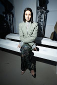WE11DONE : Front Row - Paris Fashion Week - Menswear...