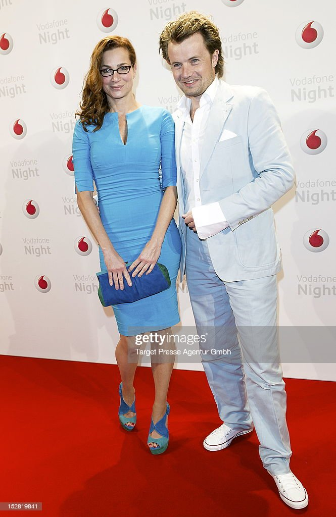 <a gi-track='captionPersonalityLinkClicked' href=/galleries/search?phrase=Alexandra+Kamp&family=editorial&specificpeople=875133 ng-click='$event.stopPropagation()'>Alexandra Kamp</a> and Michael von Hassel attend the Vodafone Night at Hotel de Rome on September 26, 2012 in Berlin, Germany.