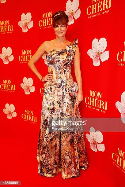 Alexandra Kamp attends the Barbara Tag 2013 at Postpalast on December 04 2013 in Munich Germany