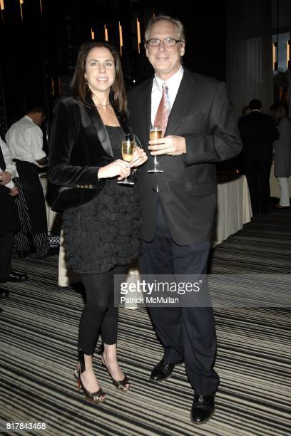 Alexandra Kau and Brian Copp attend 2010 HIGH LINE CHEFS DINNER at Colicchio Sons on October 3 2010 in New York City