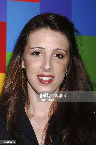 Alexandra Kerry during 'Thank You For Smoking' New York Premiere Inside Arrivals March 12 2006 at Museum of Modern Art in New York City NY United...