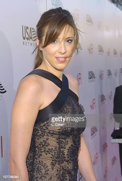 Alexandra Kerry during USA Network Presents 2004 AFI Lifetime Achievement Award A Tribute to Meryl Streep Red Carpet at Kodak Theatre in Hollywood...