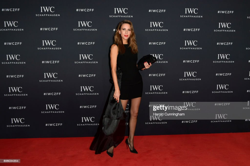 IWC 'For The Love Of Cinema' Dinner At ZFF 2017