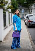 Street Style - Dusseldorf - June 4, 2020
