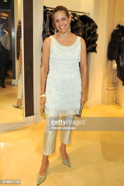 Alexandra Leventhal attends Book Party for THE SUMMER WE READ GATSBY by Danielle Ganek at Dennis Basso on June 2 2010 in New York City