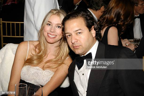 Alexandra Lind Rose and Alvin Valley attend The 2005 Princess Grace Awards Gala at Cipriani 42nd Street on October 26 2005 in New York City