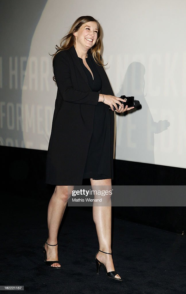<a gi-track='captionPersonalityLinkClicked' href=/galleries/search?phrase=Alexandra+Maria+Lara&family=editorial&specificpeople=208220 ng-click='$event.stopPropagation()'>Alexandra Maria Lara</a> attends the German premiere of the film 'Rush' at Cinedom on September 28, 2013 in Cologne, Germany.