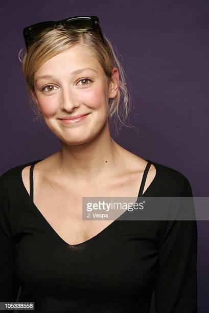 Alexandra Maria Lara during 2004 Toronto International Film Festival 'Downfall' Portraits at Intercontinental in Toronto Ontario Canada