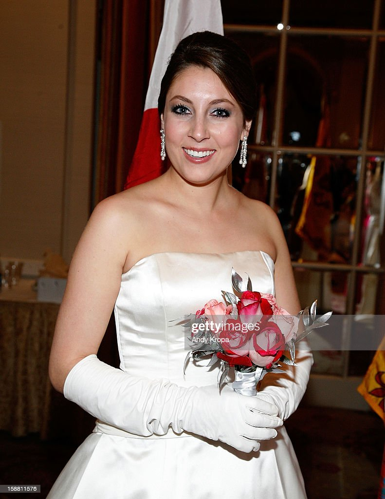 Alexandra Moore Rhett attends The 58th International Debutante Ball at The Waldorf-Astoria on December 29, 2012 in New York City.