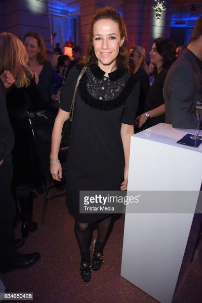 Alexandra Neldel attends the Blue Hour Reception hosted by ARD during the 67th Berlinale International Film Festival Berlin on February 10 2017 in...