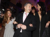 Alexandra Neldel Berlin's mayor Klaus Wowereit and Minu BaratiFischer attend the after show party to the 'Lola German Film Award 2011' at...