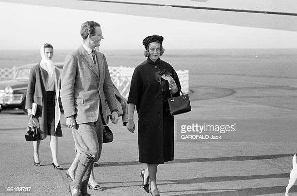 Alexandra Of Kent Stop Over During Her Trip Around The World 5 janvier 1962 Son Altesse royale la princesse Alexandra de Kent est un membre de la...