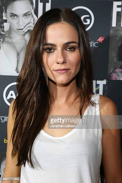 Alexandra Park attends the Flaunt Magazine And AG Celebrate The LA launch Of The CALIFUK Issue At The Hollywood Roosevelt at Hollywood Roosevelt...