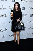 Alexandra Polzin attends the 'Amazing Lang Lang' World Premiere Fragrance Launch at Galeries Lafayette on January 19 2015 in Berlin Germany