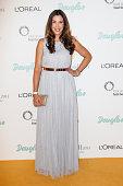 Alexandra Polzin attends the Dreamball 2014 at the Ritz Carlton on September 11 2014 in Berlin Germany