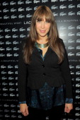 Alexandra Polzin attends the Let's Rock The Croc party at Soho House on January 14 2014 in Berlin Germany