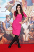 MUNICH GERMANY JANUARY Alexandra Polzin attends the premiere of the film 'Fuenf Freunde 3' at Cinemaxx on January 12 2014 in Munich Germany