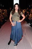 Rebekka Ruetz - Arrivals - Berlin Fashion Week...