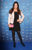 Alexandra Polzin attends the screening of the series 'Mr Selfridge' at Karstadt on March 26 2014 in Munich Germany
