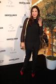 Alexandra Polzin attends the 'Studio Italia La Perfezione del Gusto' grand opening at Oberpollinger on April 8 2014 in Munich Germany