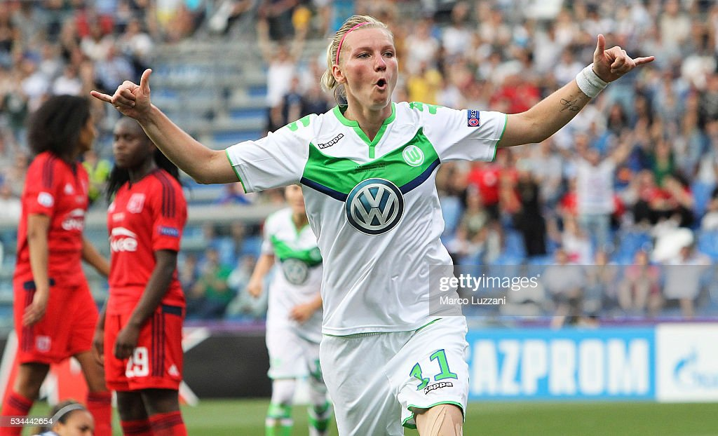 VfL Wolfsburg v Olympique Lyonnais: UEFA Women's Champions League Final