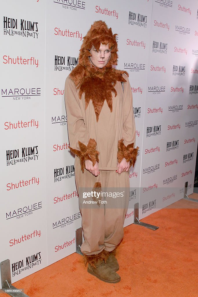 <a gi-track='captionPersonalityLinkClicked' href=/galleries/search?phrase=Alexandra+Richards&family=editorial&specificpeople=213455 ng-click='$event.stopPropagation()'>Alexandra Richards</a> attends the 2013 Heidi Klum Halloween Party at Marquee on October 31, 2013 in New York City.