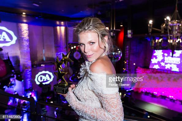 Alexandra Richards attends the InTouch Awards 'Icons Idols' at Nachtresidenz on September 29 2016 in Duesseldorf Germany