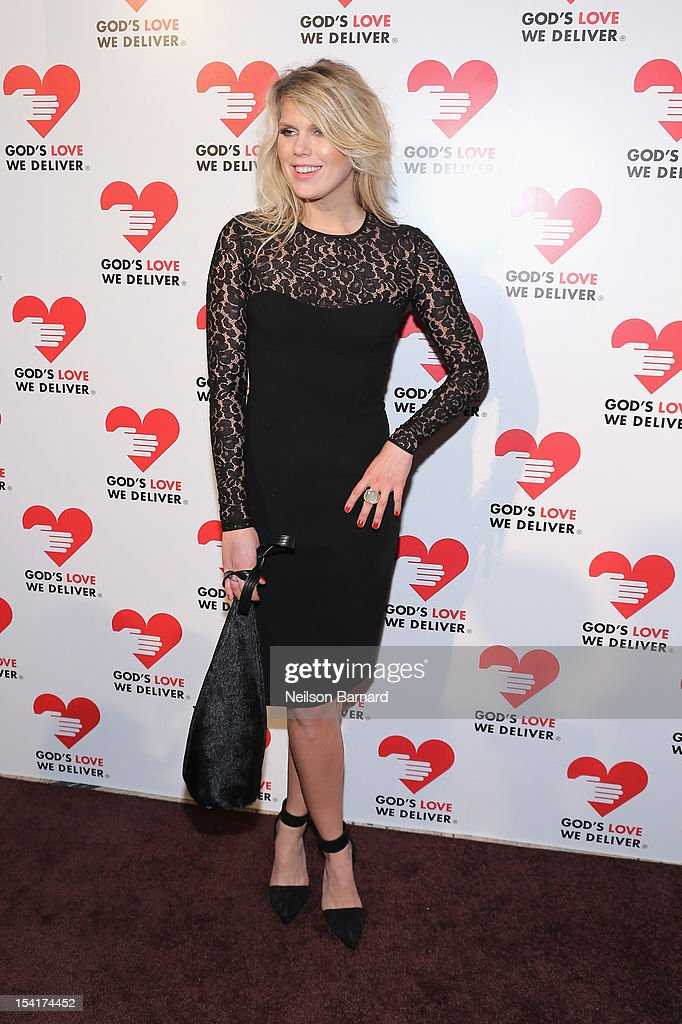 Alexandra Richards attends the Michael Kors- Golden Heart Gala at Cunard Building on October 15, 2012 in New York City.