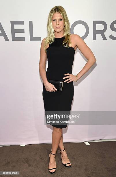 Alexandra Richards attends the Michael Kors Miranda Eyewear Collection Event on February 18 2015 in New York City