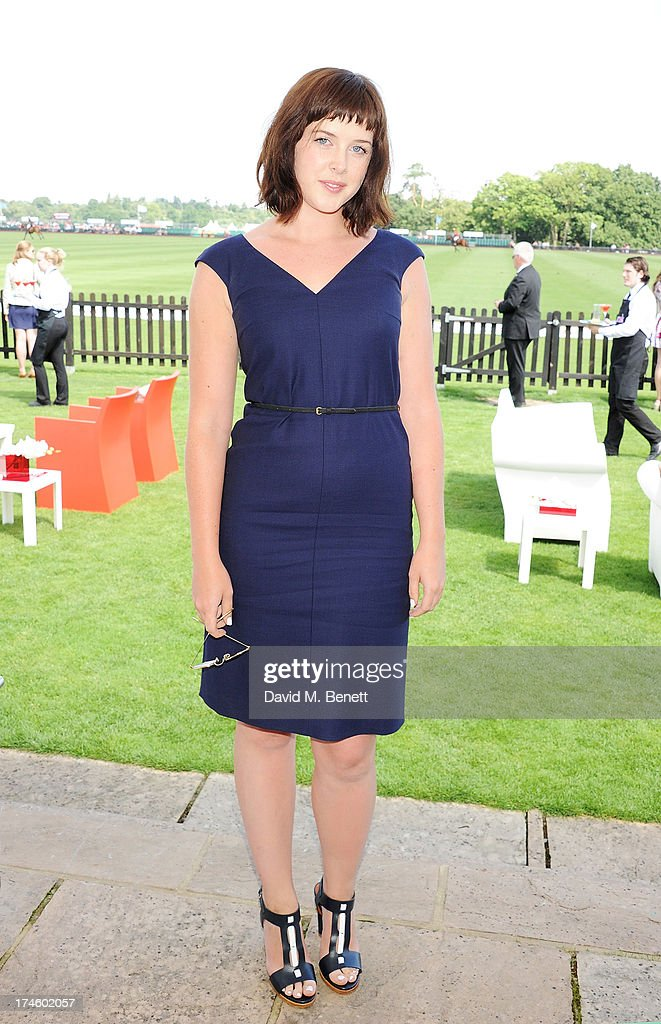 Alexandra Roach attends the Audi International Polo at Guards Polo Club on July 28, 2013 in Egham, England.