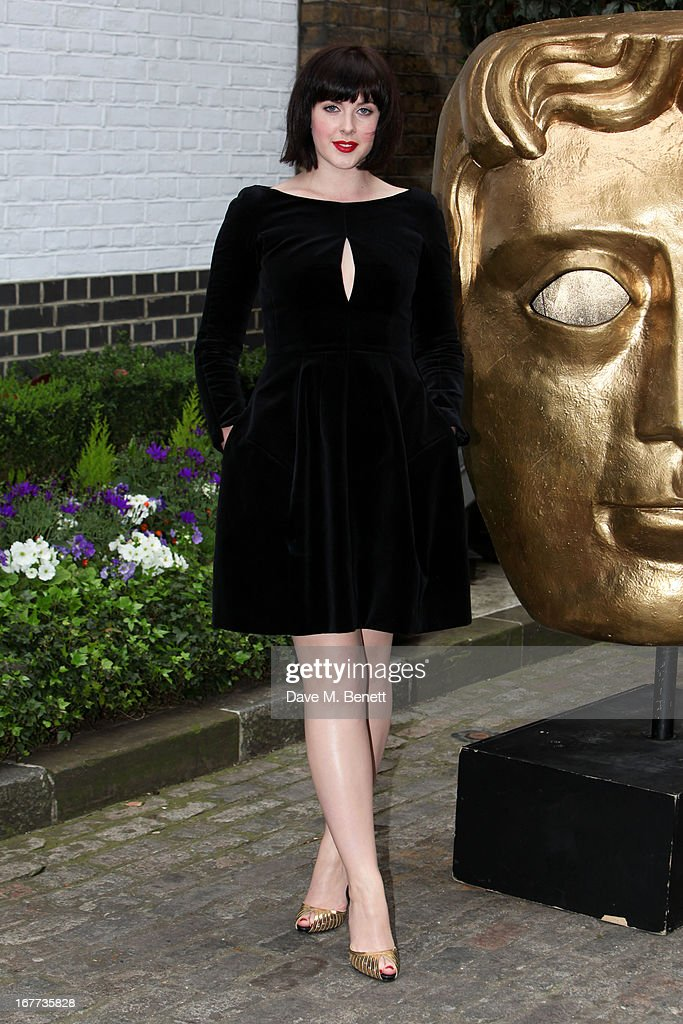 Alexandra Roach attends the BAFTA Craft Awards at The Brewery on April 28, 2013 in London, England.