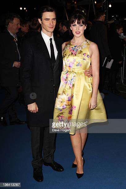 Alexandra Roach attends the European Premiere of The Iron Lady at The BFI Southbank on January 4 2012 in London United Kingdom