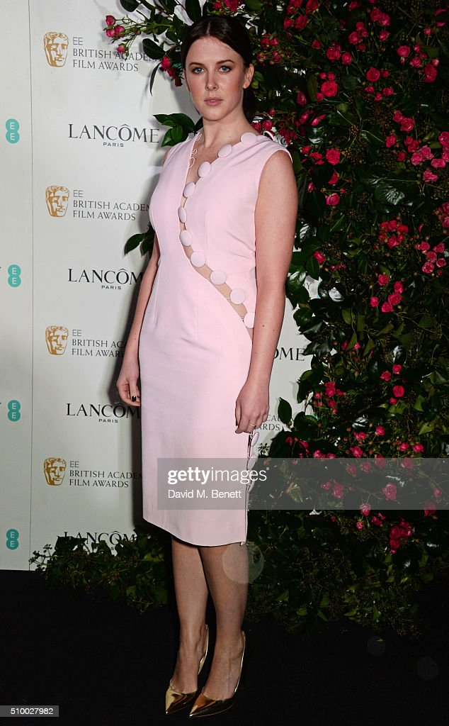 <a gi-track='captionPersonalityLinkClicked' href=/galleries/search?phrase=Alexandra+Roach&family=editorial&specificpeople=8741844 ng-click='$event.stopPropagation()'>Alexandra Roach</a> attends the Lancome BAFTA nominees party at Kensington Palace on February 13, 2016 in London, England.