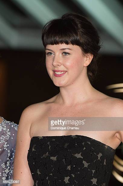 Alexandra Roach attends the 'One Chance' Premiere during the13th Marrakech International Film Festival on December 6 2013 in Marrakech Morocco