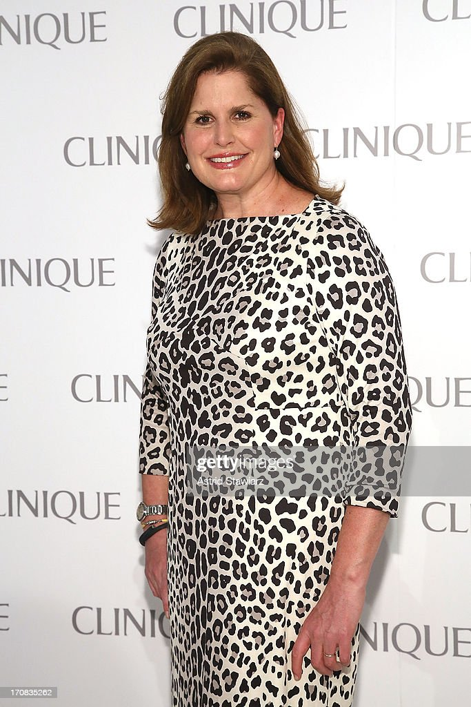 Alexandra Trower attends Dramatically Different Party Hosted By Clinique at 620 Loft & Garden on June 18, 2013 in New York City.