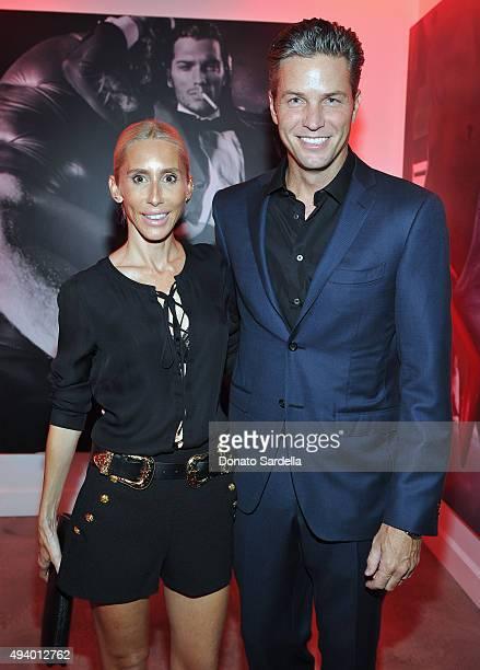 Alexandra von Furstenberg and Alexander von Furstenberg attends Brian Atwood's Celebration of PUMPED hosted by Melissa McCarthy and Eric Buterbaugh...