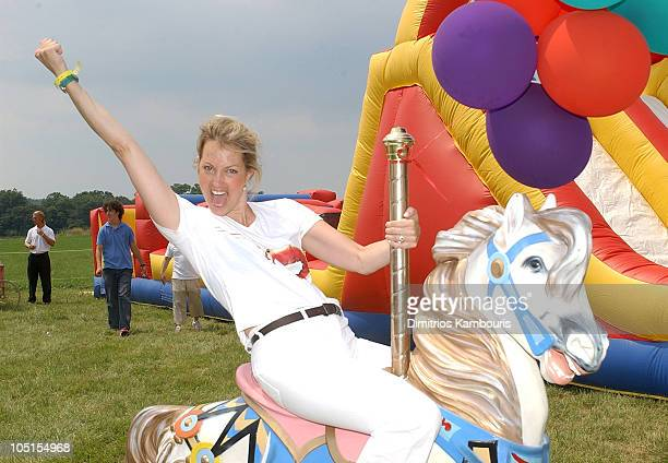 Alexandra Wentworth during Super Saturday 6 at Nova's Ark Project in Water Mill New York United States