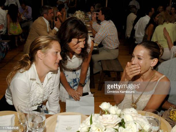 Alexandra Wentworth Jessica Seinfeld and Sarah Jessica Parker
