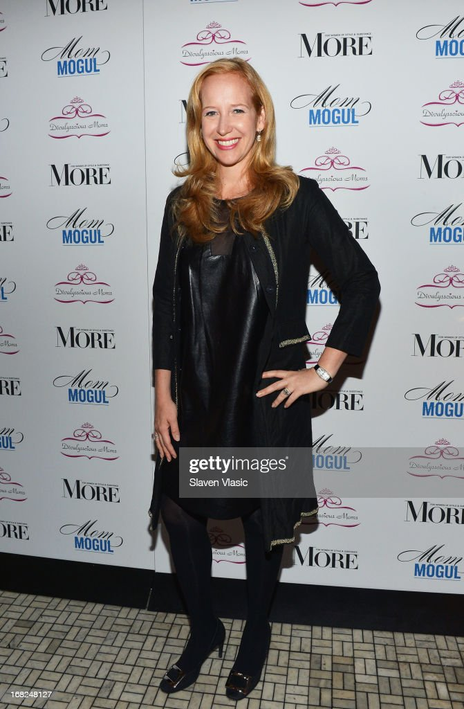 Alexandra Wilkis Wilson attends 2013 Mom Mogul Breakfast at Bond 45 on May 7, 2013 in New York City.